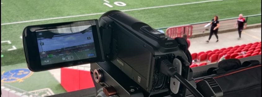 Relivvit Camera live streaming at Irish Independent Park, Cork.